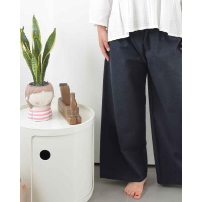 Pantaloni Palazzo •...